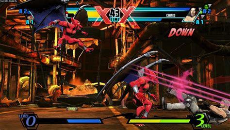 Original Playstation Ps3 Ultimate Marvel Vs Capcom Reg 2 Eu ultimate marvel vs capcom 3 screenshots gallery screenshot 19 43 gamepressure