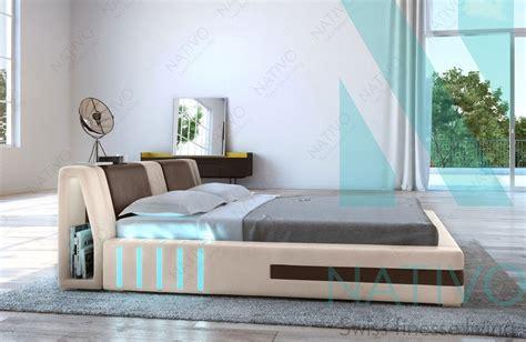 lit eclairage led lit venum avec 233 clairage led nativo mobilier design