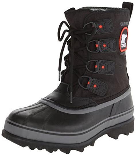 sorels mens winter boots sorel s caribou snow boot authenticboots