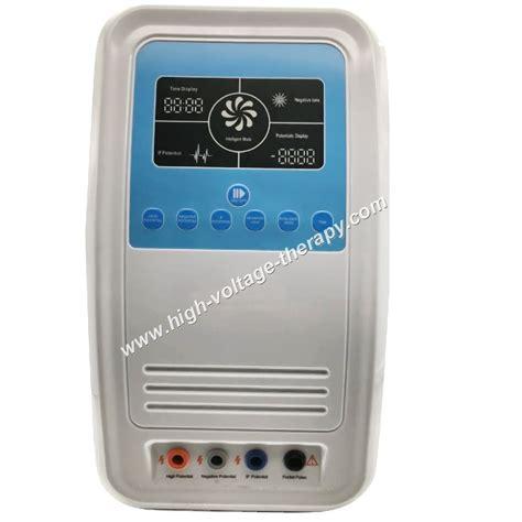 high voltage side effects electrostatic therapy side effects high voltage therapy