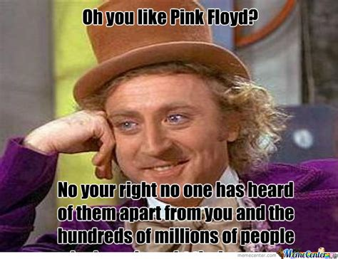 Pink Floyd Meme - pink floyd by skullmcrex meme center