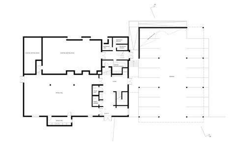 floor plan of mosque room for prayer mosque and cultural center studio 214