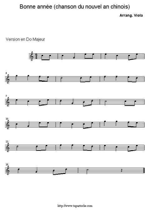 new year flute sheet new year flute version 3
