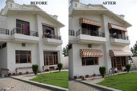 residential window awnings residential window awnings in pakhowal road ludhiana punjab india sokhi fabricators