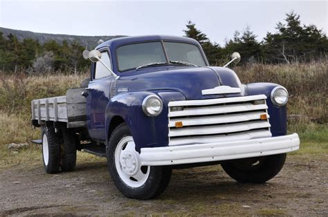 chevrolet 1950 truck for sale 1950 chevrolet 2 ton truck for sale in bay st