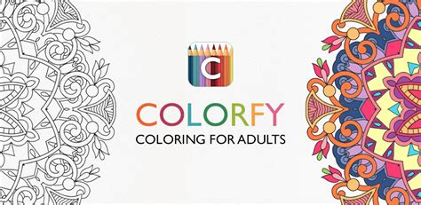 coloring books for adults app colorfy coloring book for adults best free app