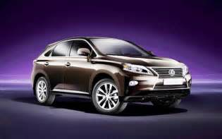 Price Of Lexus Suv 2015 Lexus Rx 350 Suv Release Carplay Futucars Concept