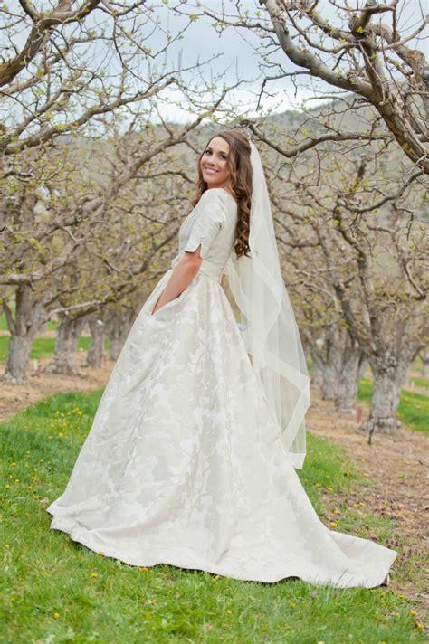modest wedding dresses in utah amore wedding dresses