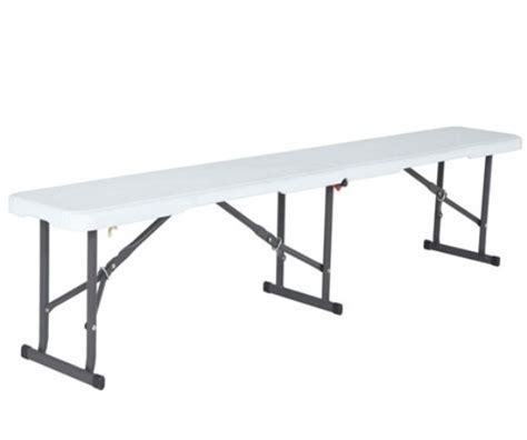 lifetime benches lifetime 80309 fold in half 6 bench on sale with fast