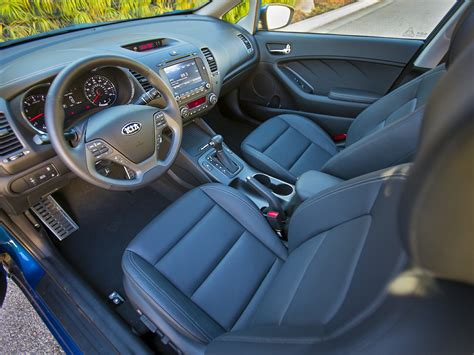 Kia Forte Interior 2016 Kia Forte Price Photos Reviews Features