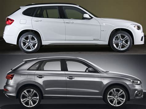 Difference Between Audi Q3 And Q5 by Bmw X1 Vs Audi Q3 Photo Shootout