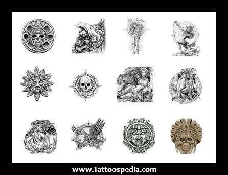41 best small aztec tattoos symbol images on