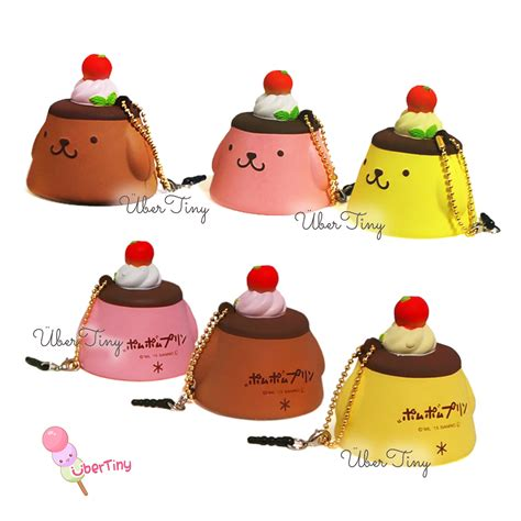 Squishy Licensed pom pom purin pudding squishy licensed 183 uber tiny 183 store powered by storenvy