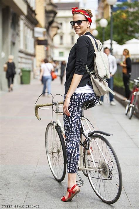 Cycling Chic Style by 301 Moved Permanently
