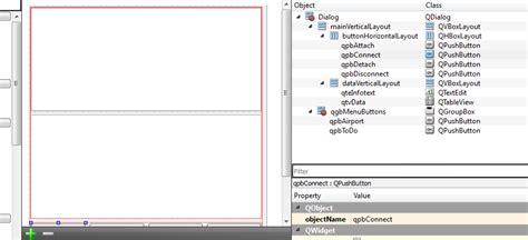 qt layout dock c equivalent of winform quot dock fill quot for qt widgets