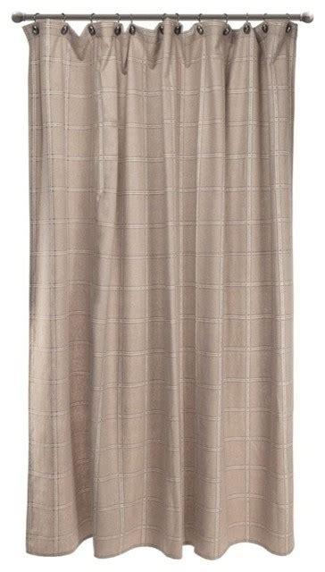 southwestern curtains cedar hills plaid shower curtain southwestern shower