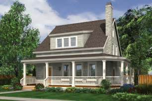 square house plans with wrap around porch cottage style house plan 3 beds 2 5 baths 1915 sq ft