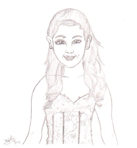ariana grande coloring sheets coloring pages