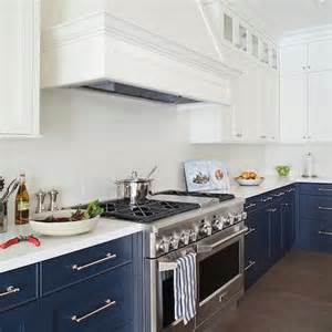 blue and white kitchen cabinets majestic dual fuel blue range and hood cottage kitchen new england home
