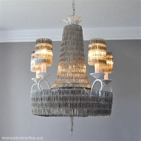 Paperclip Chandelier Earth Week Diys Upcycling Projects