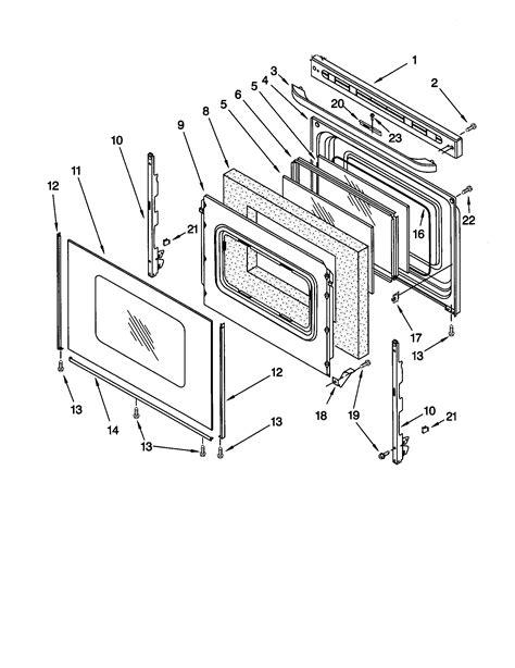 kenmore appliance parts diagrams kenmore 66595812000 electric range timer stove clocks