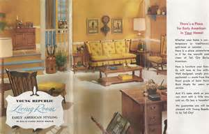 early american living room furniture traditional posts and 1960s on pinterest