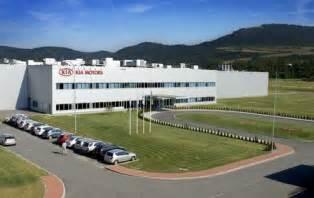 kia motors slovakia will build a new engine shop news
