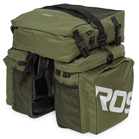 Tas Sepeda Army roswheel tas sepeda bag 37l 14892 army green