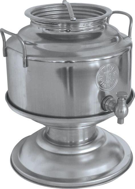 contenitori con rubinetto contenitore bidone fusto olio acciaio inox con rubinetto 5 lt