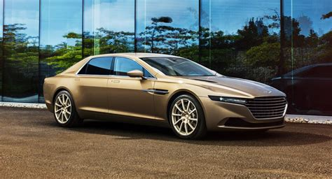 Aston Martin Lagonda Aston Martin Ceo Says New Lagonda Will Be Like The