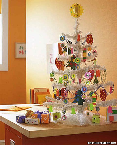 office supply holiday tree martha stewart
