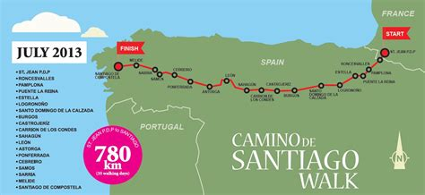 camino de santaigo camino de santiago walk for a cause travel