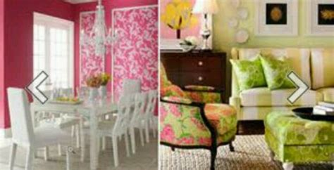 lilly pulitzer inspired home decor house and room