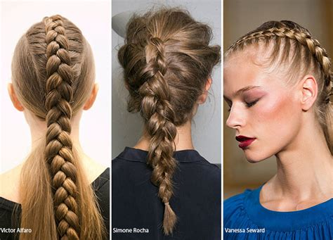 back to school hairstyles plaits spring summer 2016 hairstyle trends fashionisers