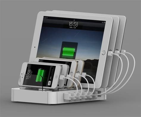 usb charger station 7 port usb charger station consumer electronics