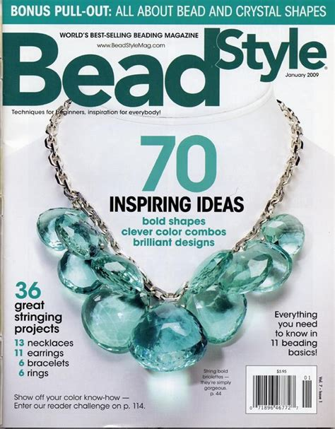 Handcrafted Jewelry Magazine - 34 best images about magazines on on