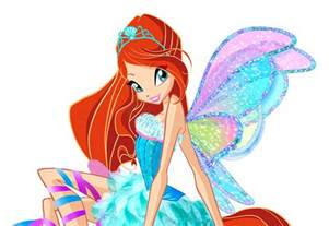 magical winx club winx bloom harmonix