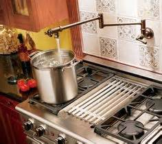 boiling water faucet on faucets stove and
