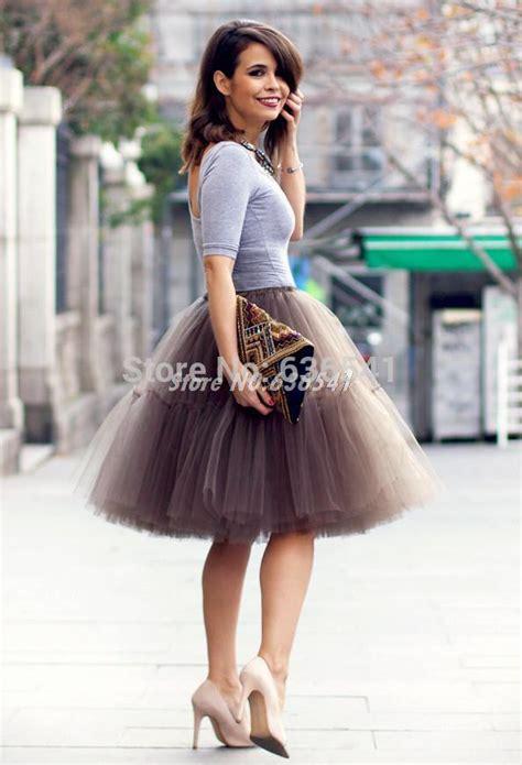 aliexpress koop maatwerk tulle tutu rok voor vrouwen
