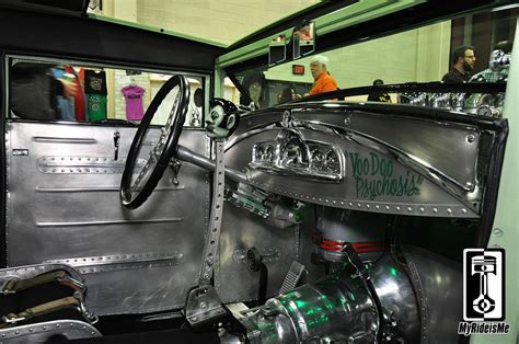 Rat Rod Interior Ideas by Bomber Style Interior Rat Rods Ford