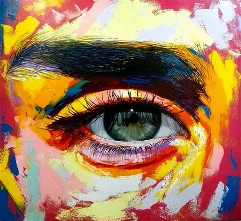 imagenes artisticas del arte contemporaneo im 225 genes arte pinturas pinturas coloridas modernos ojos