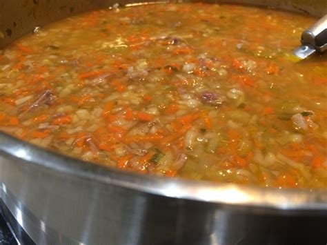 vegetable soup recipes south africa s vegetable beef and barley soup recipe just a