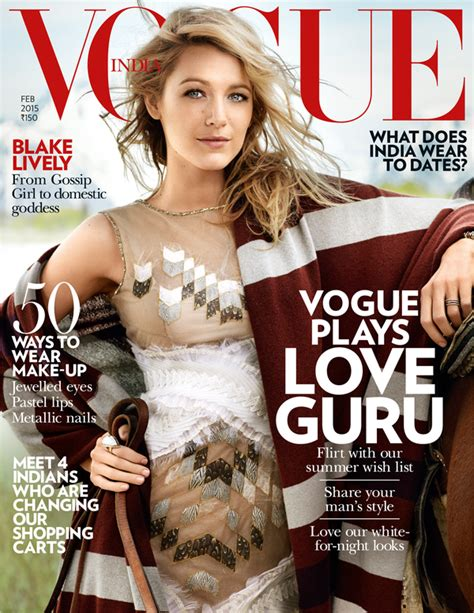 Vogue India by Best Magazine Covers Of February 2015