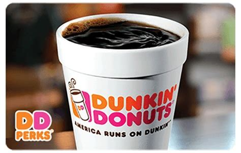 Dd Gift Card - dunkin donuts gift cards bulk fulfillment order online buy