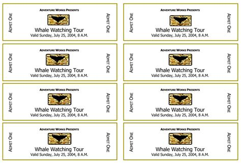 12 Free Event Ticket Templates For Word Make Your Own Tickets Create Your Own Tickets Template Free
