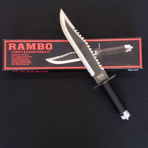 rambo knife the rambo 2 knife looks awesome but is it functional