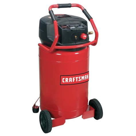 craftsman 009 16957 000 20 gallon free portable air compressor sears appliance and
