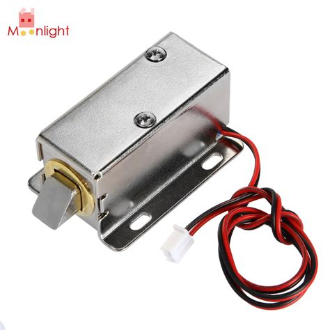 Rfid Drawer Lock by Best 12v Electronic Door Lock Electric Drawer Cabinet