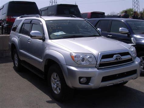 2006 Toyota For Sale 2006 Toyota Hilux Surf For Sale 2700cc Gasoline