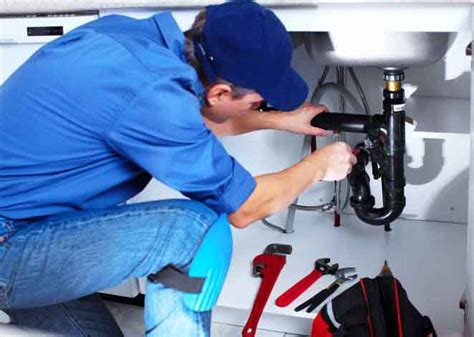 when to hire a professional plumber with image